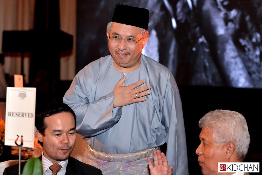 Tan Sri Dato' Azman bin Hj. Mokhtar