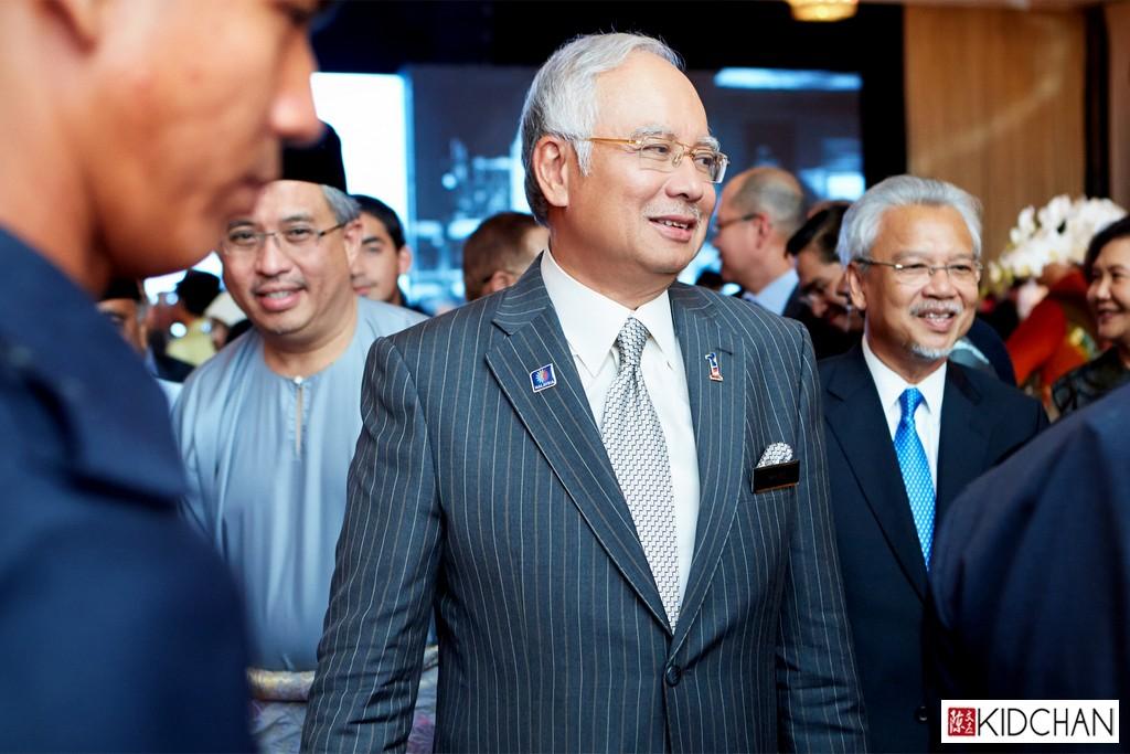 Prime Minister of Malaysia, Dato' Sri Mohd Najib bin Tun Hj Abdul Razak
