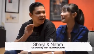 Testimonials by Happy couple Nizam & Sheryl