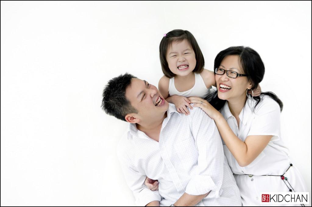 Family White room