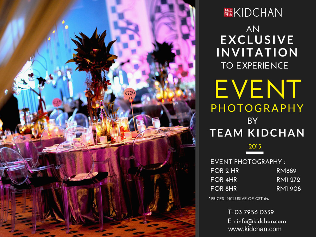 Wedding Rates Photography: Corporate Event Photography Rates